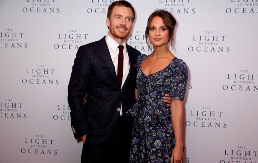 Michael Fassbender And Alicia Vikander Discuss The Light Between Oceans