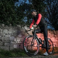 10 ways to stay safe while cycling this winter