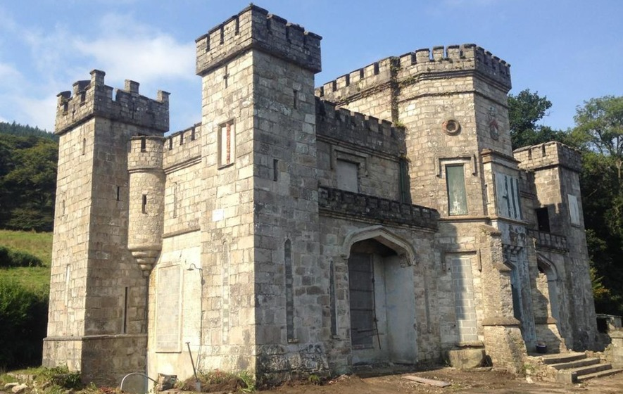 Work begins soon on converting historic Killeavy Castle into luxury 42-bed hotel