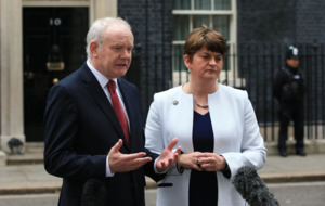 Invest NI briefed Arlene Foster on Republic 'poaching' investment