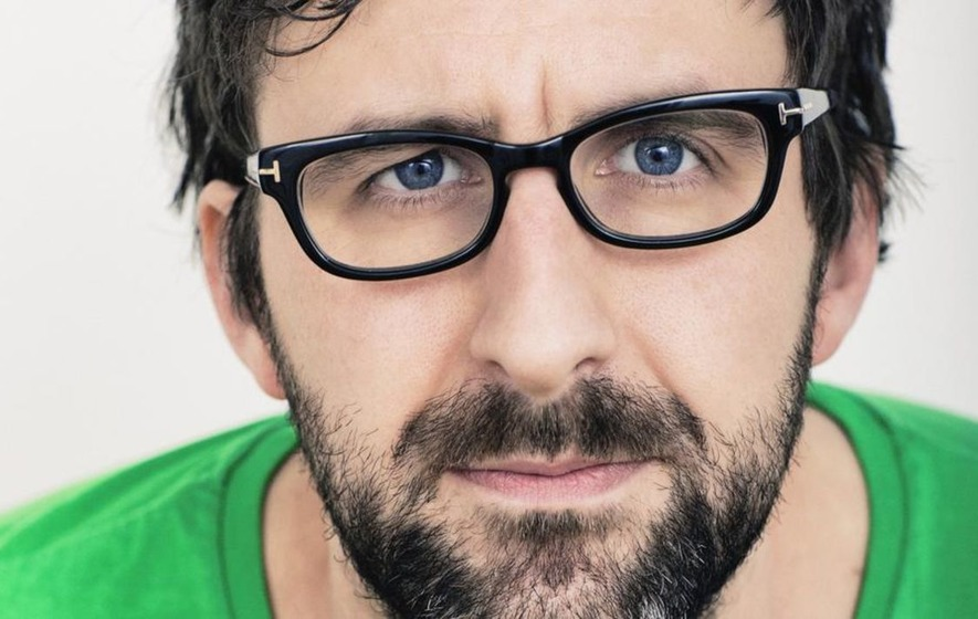 Comedian Mark Watson on Flann O'Brien, Pulp and Chaucer