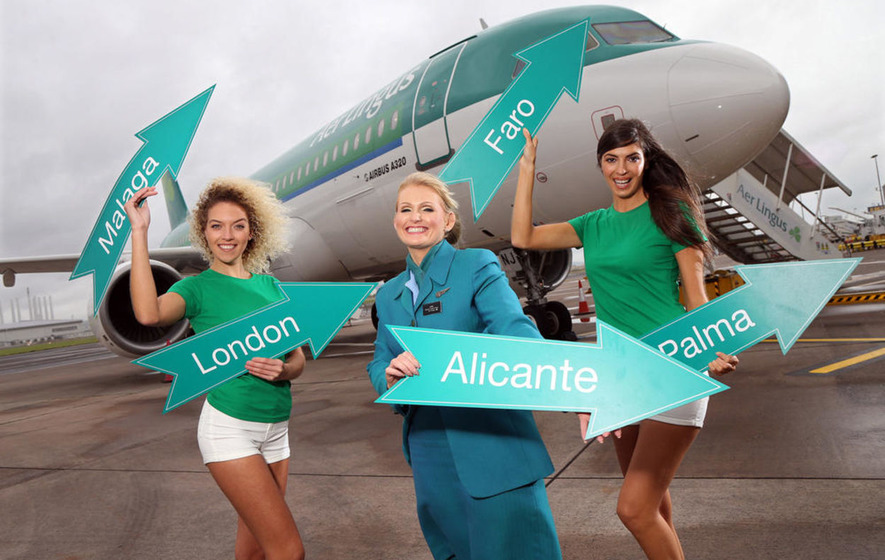 Aer Lingus unveils summer schedule from George Best Belfast City Airport