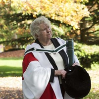 Derry-born civil rights campaigner Nell McCafferty receives honorary degree