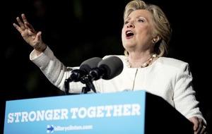 Hillary Clinton eyes Republican stronghold of Arizona