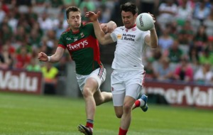 Tyrone's Mattie Donnelly says he feels lucky to land second Allstar award