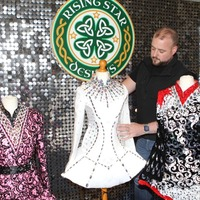 Irish dancers from around the world face off in Belfast's Waterfront