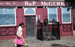 New documents show security services knew McGurk's Bar bomb planted at door