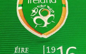 FAI could face sanctions over 1916 jersey