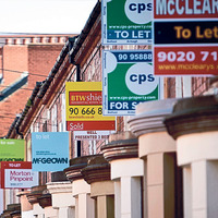 Estate agent 'To Let' signs ban considered in Belfast