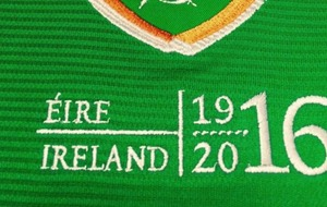 FAI to face charges from football ruling body Fifa over Easter Rising jersey