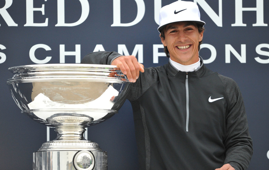 Denmark's Thorbjorn Olesen sets new course record as he takes lead in Turkey
