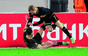 Dundalk eye double-double in showpiece