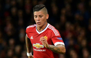 Marcos Rojo hopes trip to Wales can spark Manchester United