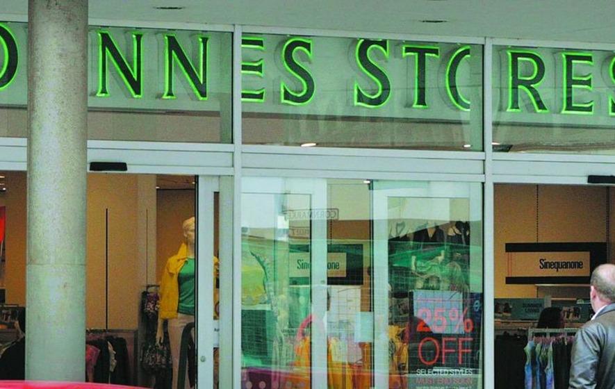 Profits jump at Irish retailer Dunnes Stores