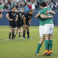 Ireland's 'historic' victory over All Blacks dedicated to Munster's Anthony Foley