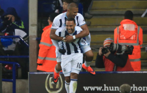 Matt Phillips leads the way as West Brom end Leicester's unbeaten home run
