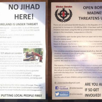 Anti-Muslim leaflets left on cars in Lisburn condemned