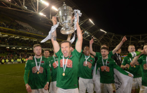 Former Dundalk striker Sean Maguire fires Cork City to FAI Cup final win