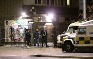 Police probe 'suspicious death' and paramilitary-style attack in Belfast