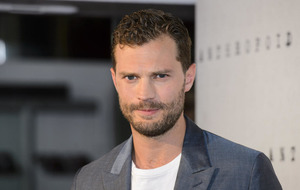 Video: Jamie Dornan shows off 'party trick' on American chat show