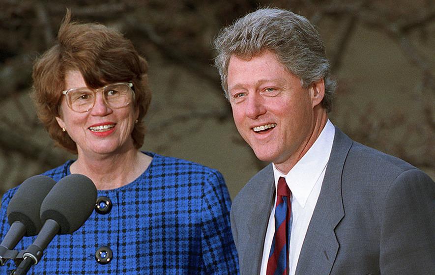 Former US Attoreny General Janet Reno dies aged 78