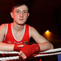 Seconds Out: Clonard's Conor Quinn hopes to follow Michael Conlan's example
