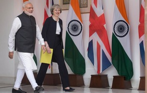 Belfast IT giant Kainos joins Prime Minister Theresa May on India trade trip