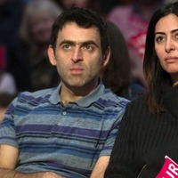 Laila Rouass: 'Ronnie O'Sullivan's had a calming effect on us'