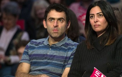Who is ronnie o sullivan dating now
