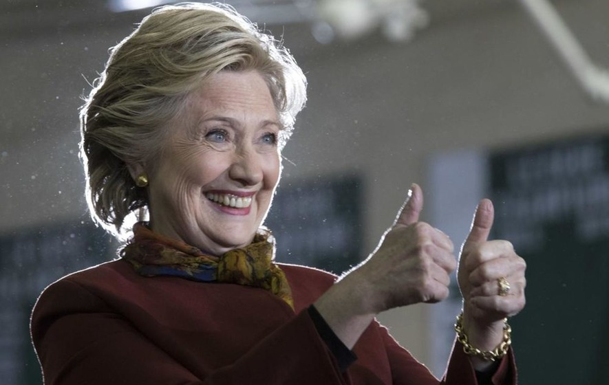 FTSE surges as Hillary given all-clear by FBI