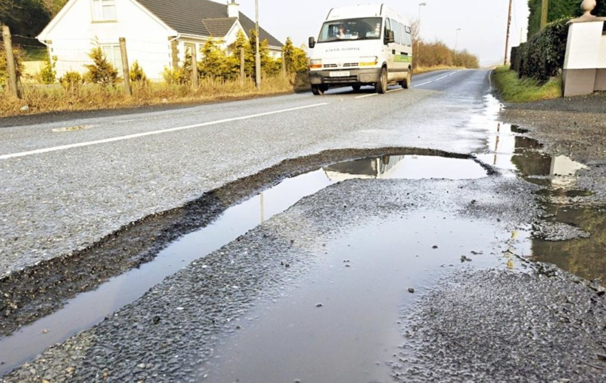 Compensation claims for road and footpath damages rise by 1,000 in a year