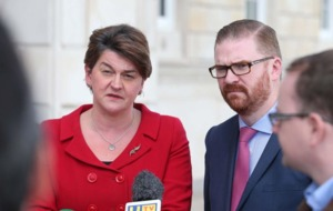 Arlene Foster attacks EU red tape over loss of Belfast to New York air route
