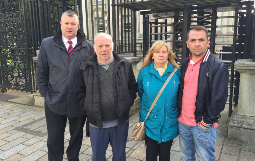 Family of Pearse Jordan vow to take further legal action in fight for justice
