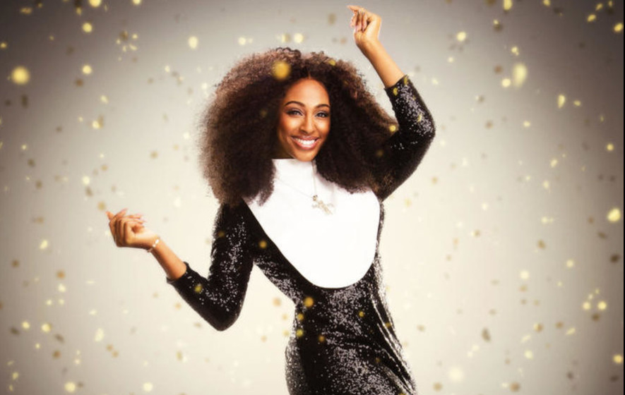 Alexandra Burke certainly has X factor in Belfast production of Sister Act