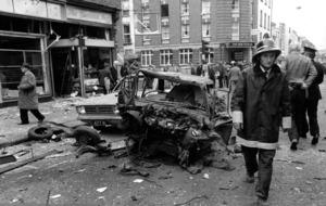 Cur síos scáfar ar an chomhpáirtíocht idir an Bhreatain, an UVF agus an UDA