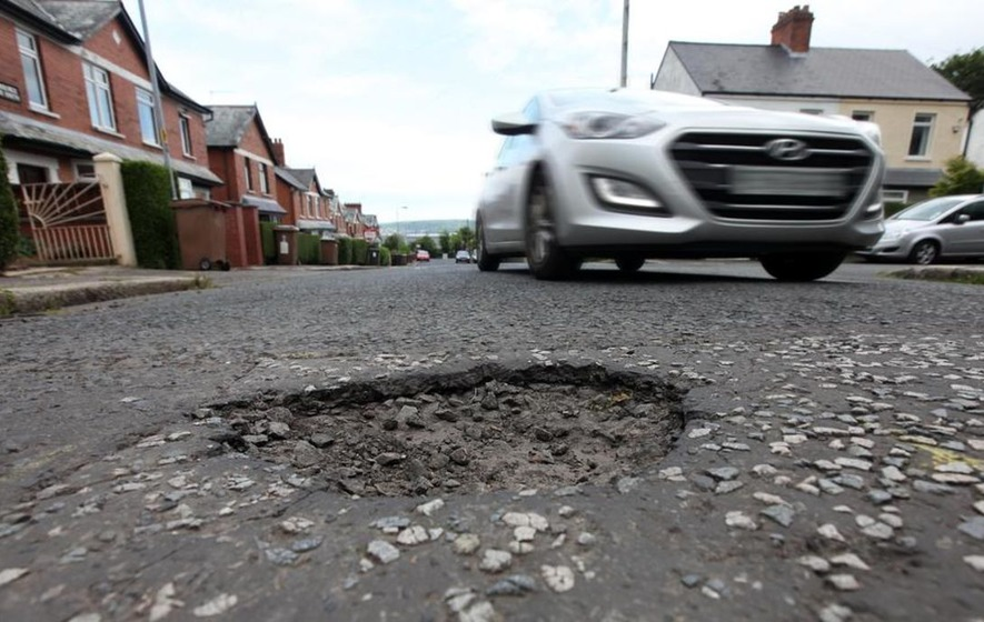 Infrastructure minister vows to spend more money on road maintenance