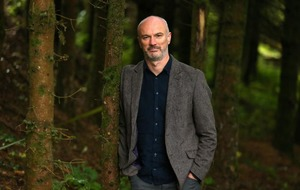 Tyrone crime writer Anthony J Quinn on new book Trespass