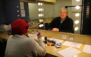 Video: Dame John Linehan puts on his panto face for 27th year