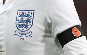 Northern Ireland football team to wear black armbands but no poppies