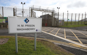 Second prisoner dies at Maghaberry jail in Co Antrim in a fortnight