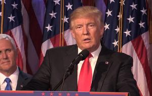 Irish political leaders congratulate Donald Trump on presidential election victory