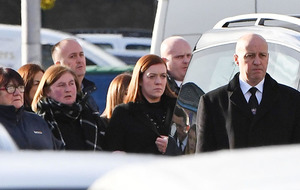 Mother 'stood by' son as jail death man Gerard Mulligan is laid to rest