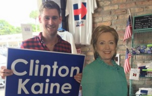 Co Down councillor who campaigned for Hillary Clinton licks wounds