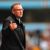 Paul Lambert insists pressure all on England ahead of Scotland clash