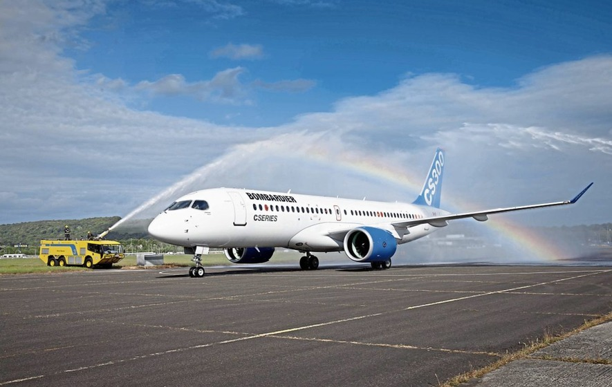 Bombardier reduces Q3 loss to US$94 million, says turnaround progressing