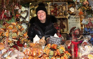 The Christmas Market at Belfast City Hall opens on November 19