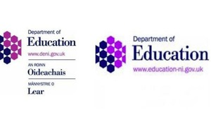 DUP-led Department of Education ends use of Irish on official logo