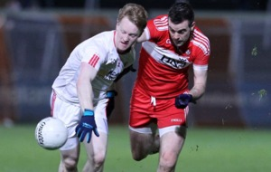 Pomeroy's Hugh Pat McGeary is fully tuned in to Castledawson's potential