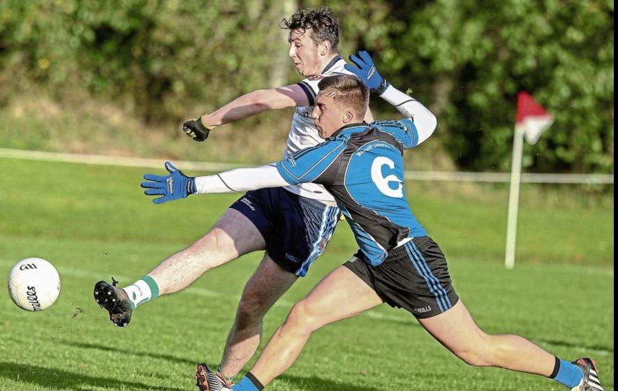 Ethan Rafferty swings it as Ulster University see off Maynooth
