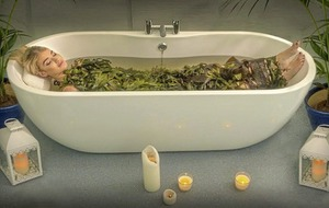 Tried and Tested: Plunging into Ballycastle's seaweed baths